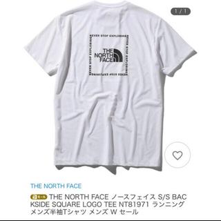 ザノースフェイス(THE NORTH FACE)のノースフェイス  スポーツウェア(Tシャツ(半袖/袖なし))
