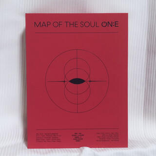 防弾少年団(BTS) - BTS【MAP OF THE SOUL ON:E】DVD