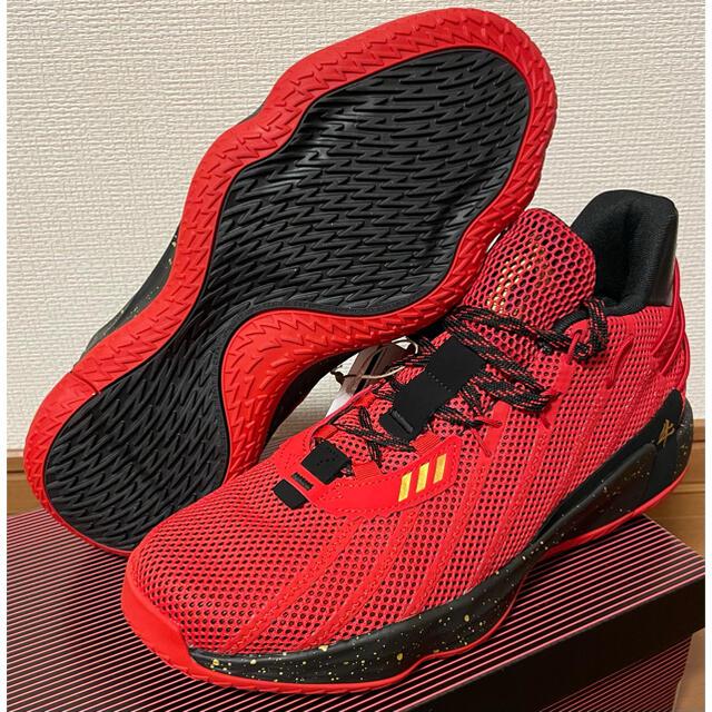 adidas(アディダス)の【タイムセール】27.5㎝ adidas DAME 7 メンズの靴/シューズ(スニーカー)の商品写真