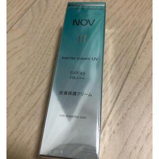 ノブ(NOV)のノブ III バリアクリーム UV 30g 新品未開封(日焼け止め/サンオイル)