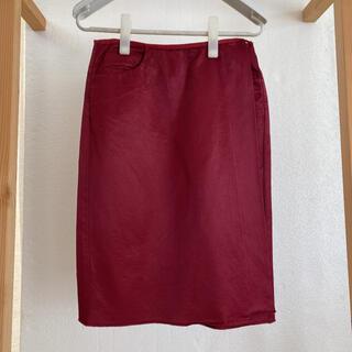 エムエムシックス(MM6)のMM6 Maison Margiela メゾンマルジェラ スカート(ひざ丈スカート)