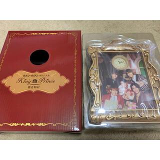 King&Prince キンプリ 置き時計 セブンイレブン【限定品】
