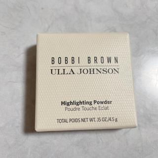BOBBI BROWN - BOBBI BROWN ミニハイライティングパウダー L01ピンクグロウ