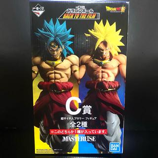 ドラゴンボール 一番くじ C賞 超サイヤ人ブロリー 青髪 フィギュア
