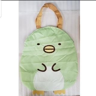 サンエックス - 【400円均一】未使用品 すみっコぐらし ぺんぎん? エコバッグ
