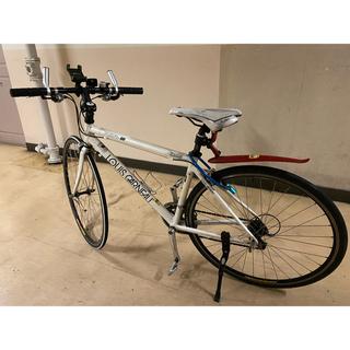 ルイガノ(LOUIS GARNEAU)の【インディ 1014様専用】LOUIS GARNEAU クロスバイク(自転車本体)