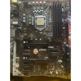 Z170とG3900セット