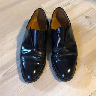 ENZO BONAFE - Le Yucca's no shoelace shoes navy 40 1/2