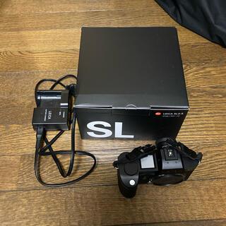 ライカ(LEICA)のLEICA SL 2-S(ミラーレス一眼)