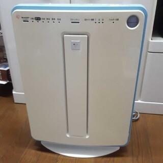 アイリスオーヤマ(アイリスオーヤマ)のアイリスオーヤマ 空気清浄機  SHARPプラズマクラスターイオン搭載(空気清浄器)