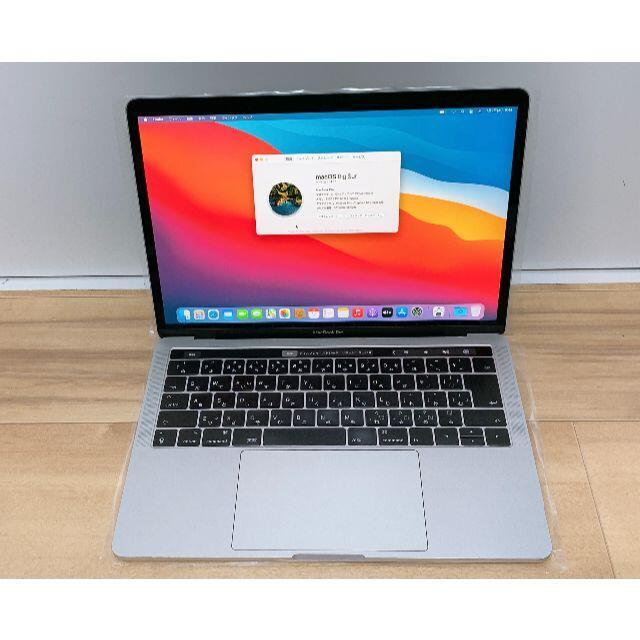 新品液晶 Macbook Pro 2017 Touchbar i5 SSD256 スマホ/家電/カメラのPC/タブレット(ノートPC)の商品写真