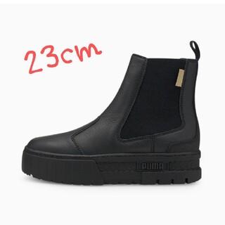 プーマ(PUMA)のプーマ メイズ チェルシー インヒューズ ウィメンズ ブーツ 23センチ(ブーツ)