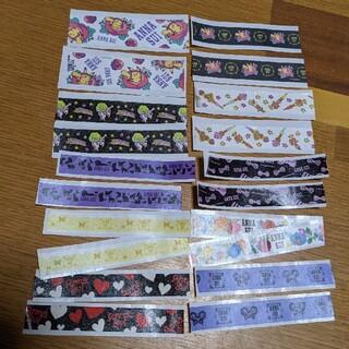 アナスイ(ANNA SUI)の《新品》♥マスキングテープ 合計2m 10種(テープ/マスキングテープ)
