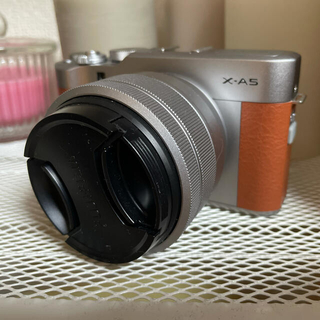 富士フイルム - FUJIFILM ミラーレス一眼カメラ X-A5