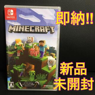 Nintendo Switch - MINECRAFT マインクラフト SWITCH