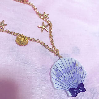 Angelic Pretty - angelicpretty  jewel shellネックレス