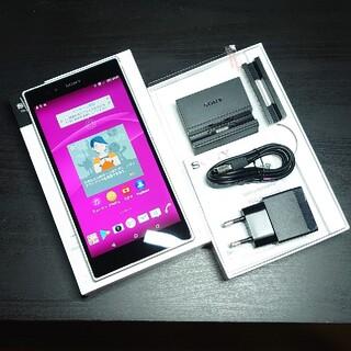 エクスペリア(Xperia)のSONY Xperia Z Ultra C6833WHITE SIMフリー(タブレット)