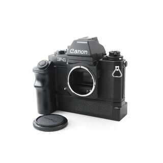 キヤノン(Canon)の★希少・極上美品★ キヤノン CANON NEW F-1 (フィルムカメラ)