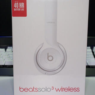 Beats by Dr Dre - Beats by Dr Dre SOLO3 WIRELESS シルバー