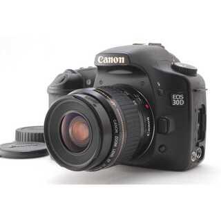キヤノン(Canon)の★ 極上 憧れのキヤノン一眼レフ EOS 30D レンズキット ★(デジタル一眼)