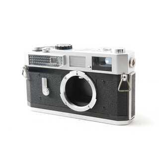 キヤノン(Canon)の★美品★CANON MODEL 7 レンジファインダー ボディ(フィルムカメラ)