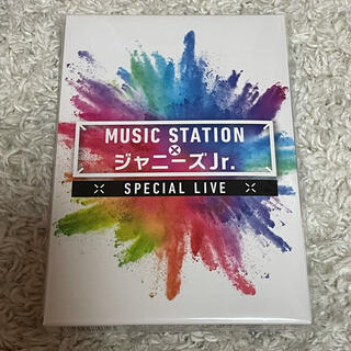 Johnny's - Mステ ジャニーズjr. DVD