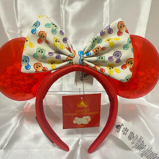 Disney - 海外ディズニー ラウンジフライ ポップコーンカチューシャ