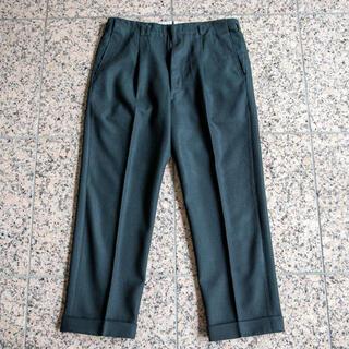 コモリ(COMOLI)の【希少】60s Vintage wool slacks pants USA製(スラックス)