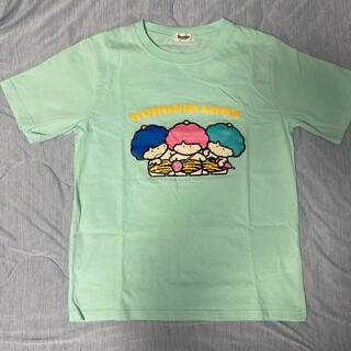 サンリオ(サンリオ)の【美品】Sanrio サンリオ ゴロピカドンTシャツ(Tシャツ(半袖/袖なし))