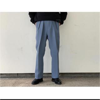 COMOLI - NEAT  Triple Cloth Standard