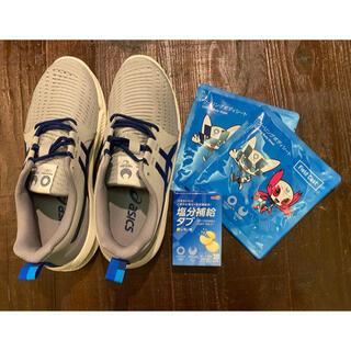 asics - 【新品・未使用・箱入り】東京2020大会ボランティア・シューズ+五輪グッズ