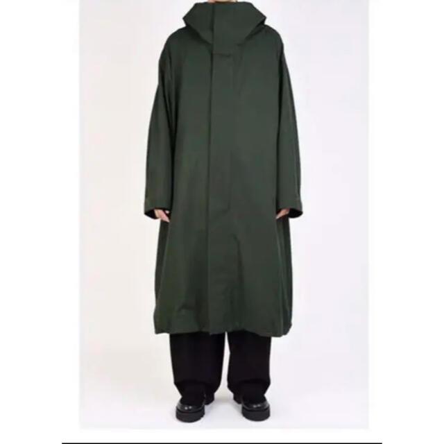 LAD MUSICIAN(ラッドミュージシャン)のLAD MUSICIAN モッズコート メンズのジャケット/アウター(モッズコート)の商品写真