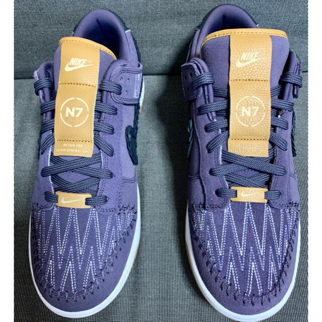 NIKE(ナイキ)のNIKE DUNK LOW N7/ナイキ ダンク LOW N7 メンズの靴/シューズ(スニーカー)の商品写真
