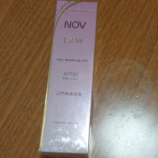 ノブ(NOV)のNOV L&W  デイエッセンス<日中用美容液>30g(美容液)