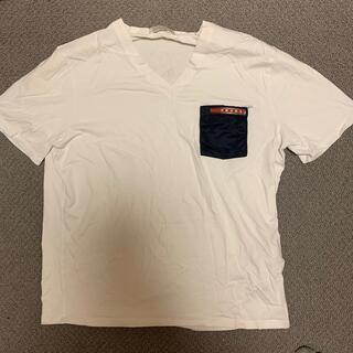 プラダ(PRADA)のPRADATシャツ(シャツ)