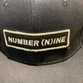 ナンバーナイン(NUMBER (N)INE)のナンバーナイン キャップ(キャップ)