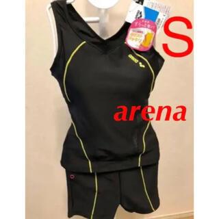 arena - ❣️ arena   アリーナ  セパレート水着 ブラック S 新品未使用
