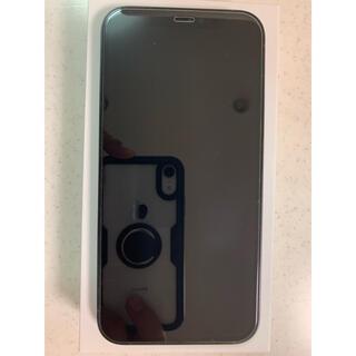 iPhone - iPhone 12 ブラック 128GB SIMフリー ガラスフィルム付