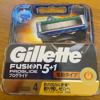 ジレ(gilet)のGillette プログライド電動タイプ5+1替刃(カミソリ)