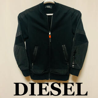 ディーゼル(DIESEL)のDIESEL  ディーゼル フリースジャケット 極美品 人気商品 即日発送(ブルゾン)