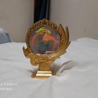 日光山 輪王寺 金輪端鳥鏡