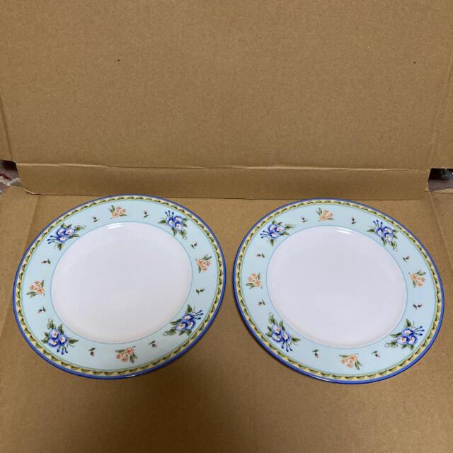 Tiffany & Co.(ティファニー)のティファニー モーニンググローリー マグカップ プレート セット ブルーボックス インテリア/住まい/日用品のキッチン/食器(食器)の商品写真