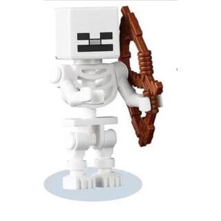 レゴ(Lego)のLEGO レゴマインクラフト スケルトン 正規品未使用(知育玩具)