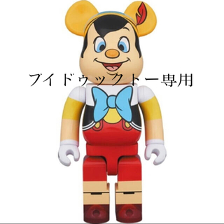 MEDICOM TOY - 新品 BE@RBRICK PINOCCHIO 1000%  ピノキオ
