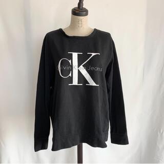 Calvin Klein - Calvin Klein カルバンクライン ロゴスウェット