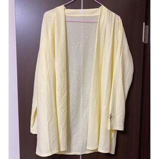 グラニフ(Design Tshirts Store graniph)の新品 グラニフ  UVカット カーディガン(カーディガン)
