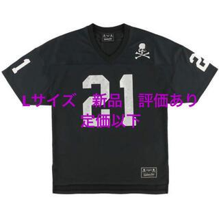 マスターマインドジャパン(mastermind JAPAN)のマスターマインド ミッチェル&ネス フットボールシャツ(Tシャツ/カットソー(半袖/袖なし))