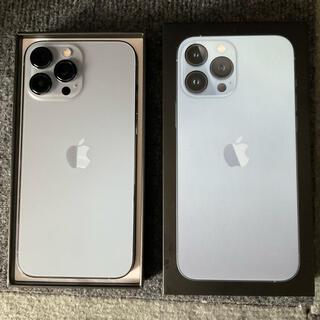 Apple - iPhone 13 pro max シエラブルー 128GB SIMフリー