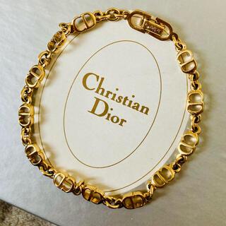 Christian Dior - クリスチャンディオール ❤️✨ ヴィンテージ CDロゴ ブレスレット