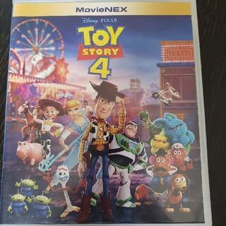 トイストーリー(トイ・ストーリー)のトイ・ストーリー4 Blu-ray(キッズ/ファミリー)